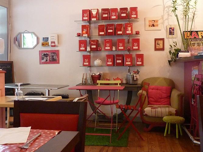 Le bisrot de Nini - Restaurant 1 (Office de Tourisme du Haut Béarn)