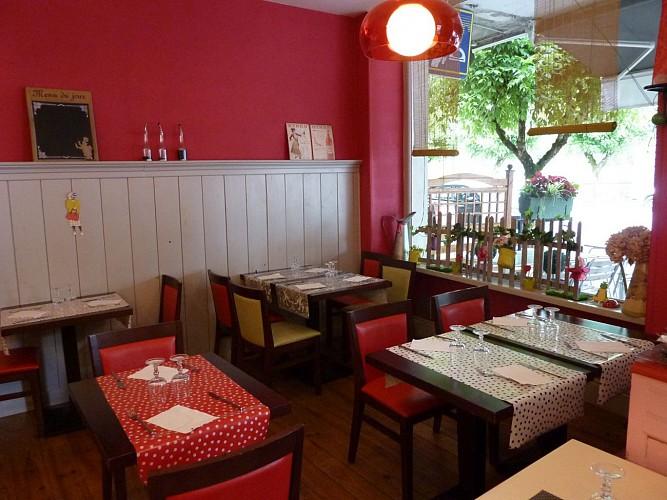 Le bistro de Nini - Restaurant 3 (Office de Tourisme du Haut Béarn)