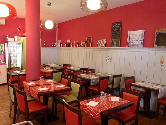 Le bistrot de Nini - Restaurant (Office de Tourisme du Haut Béarn)