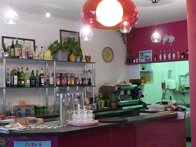 Le bistrot de Nini - Comptoir (Office de Tourisme du Haut Béarn)