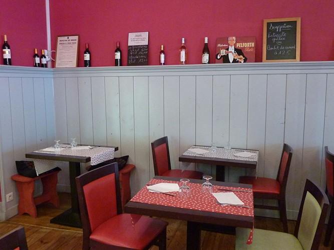 Le bistrot de Nini - Restaurant 2 (Office de Tourisme du Haut Béarn)