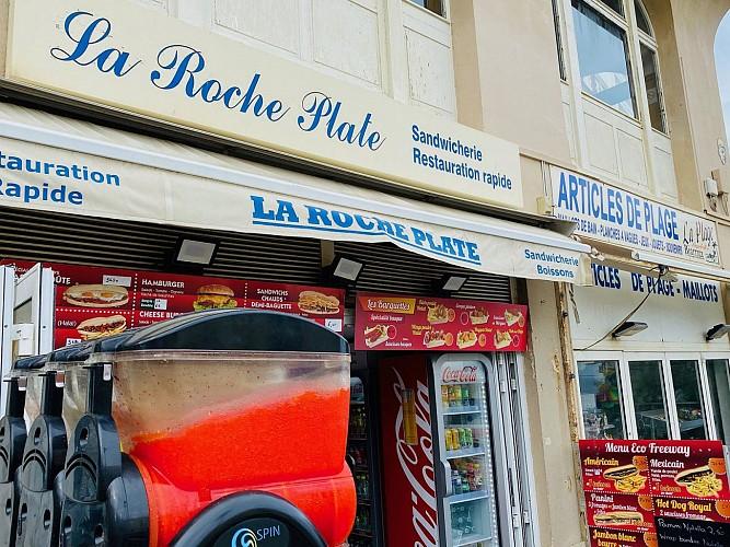 La Roche Plate Biarritz terrasse 4