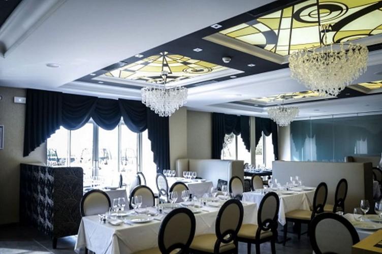 Restaurant Régina Iqori Biarritz salle réception