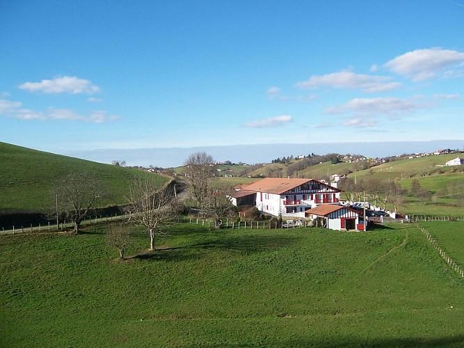 Massonde - Façade maison