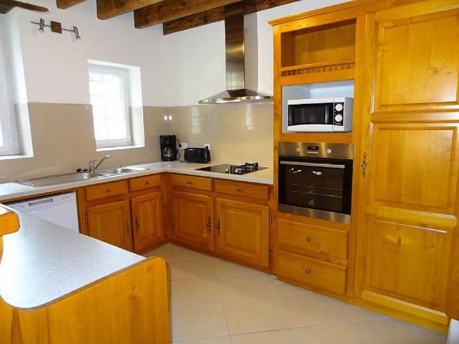 Maison Tambourin - Xantonia - Cuisine - St Etienne de Baigorry