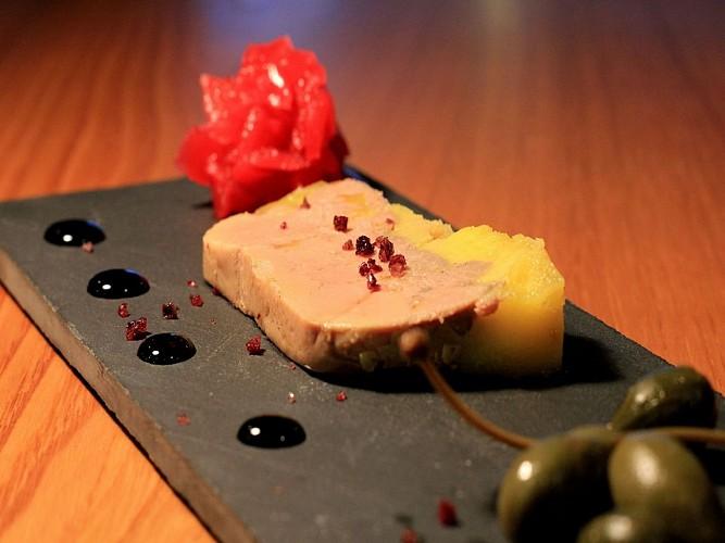 Restaurant Gamia - salle - Bussunaritz