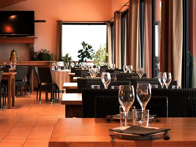 Restaurant Gamia - assiette foie gras - Bussunaritz