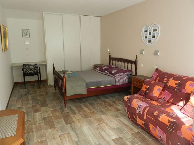 chambre meublé lespourcy