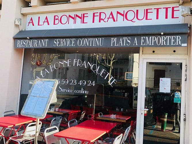 Restaurant-Biarritz-La-Bonne-Franquette-Salle