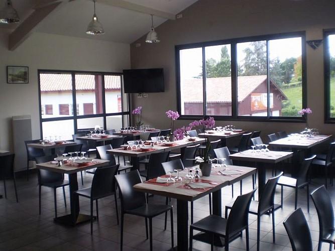 Restaurant Jarapea - restaurant - Irouléguy
