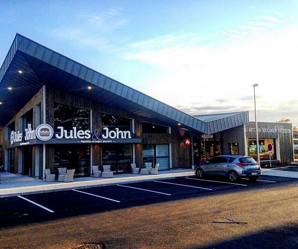 Restaurant Jules and John - Pau - extérieur