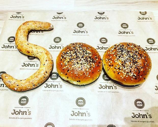 Restaurant Jules and John - Pau - sandwich