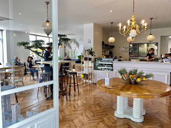 Restaurant Beanz café - Pau - décoration
