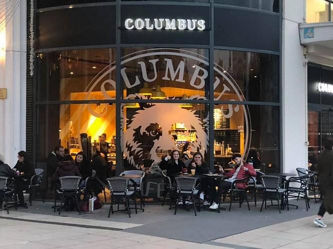 Restaurant-café Columbus Café & Co - Pau - extérieur