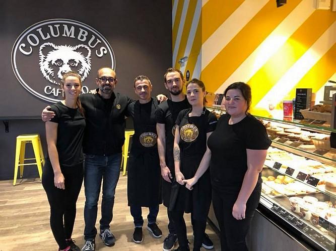 Restaurant-café Columbus Café & Co - Pau - équipe