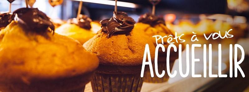 Restaurant-café Columbus Café & Co - Pau - muffins
