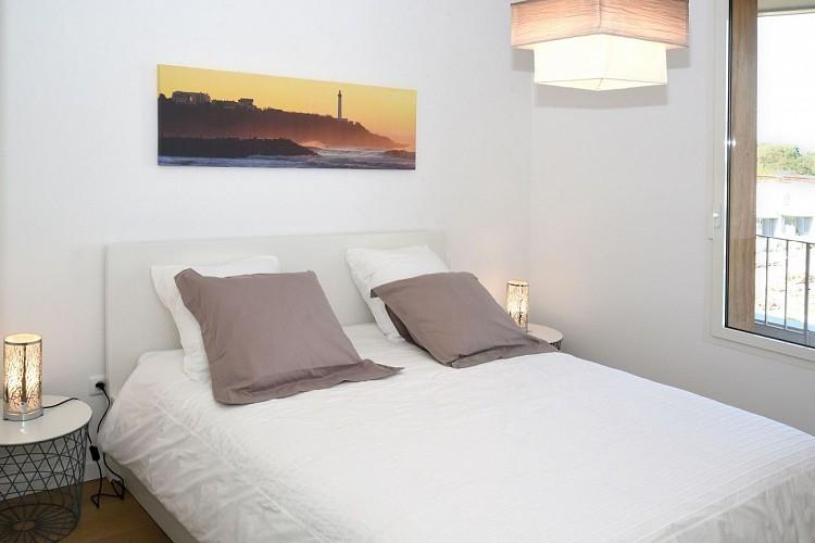 Haurat chambre Biarritz 6
