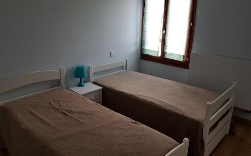 Gite av terrasse - chambre 4
