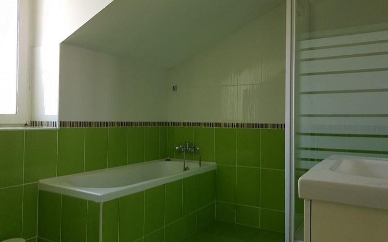 Gite av terrasse - salle de bain 2 bis