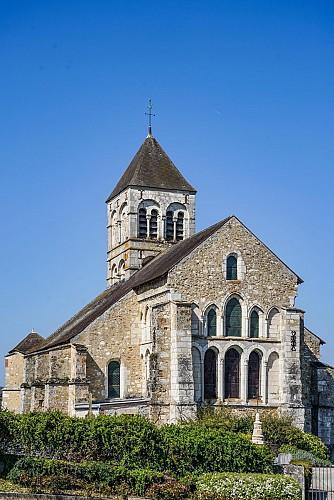 Eglise de Cuis