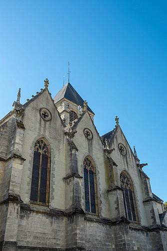 Eglise Saint-Nicolas d'Avize