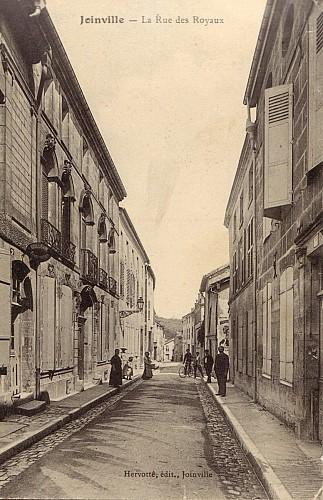 Rue des Royaux