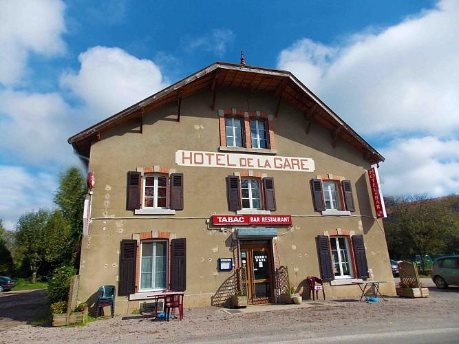 HOTEL RESTAURANT DE LA GARE_1