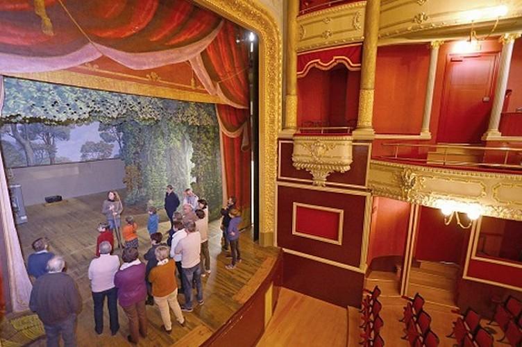 Laissez-vous conter le théâtre Blossac : visite découverte (copie)