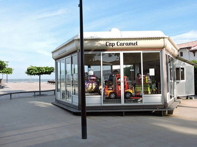 Départ : Office de Tourisme du Cap Ferret - Panier Fleuri