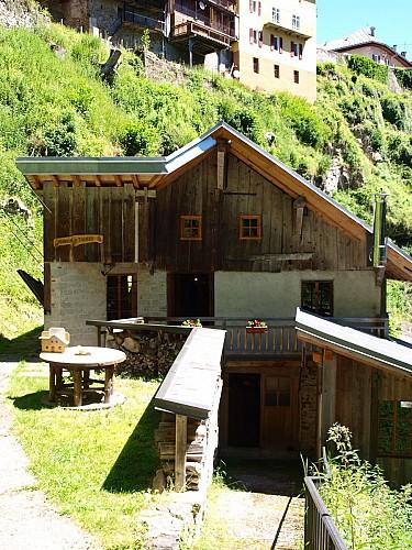 Moulin à Tienne et Maison du Meunier