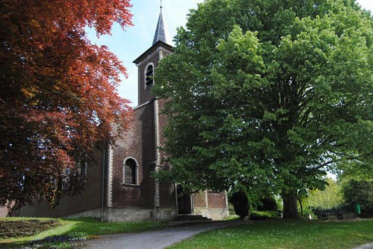 Départ: Eglise de Tilly