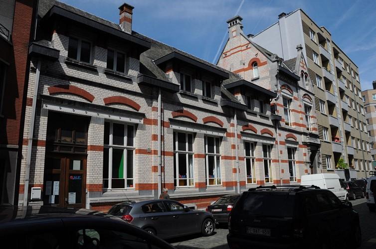 Rue du Rouleau n°24 – Crèche communale