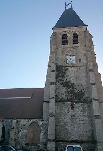 Eglise d'Etrepilly