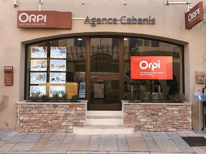 Agence Cabanis Orpi