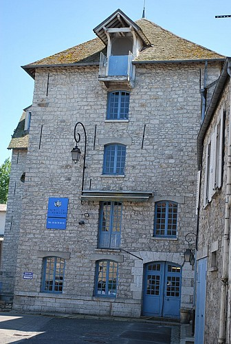 The flourmill (Nemours's mill)