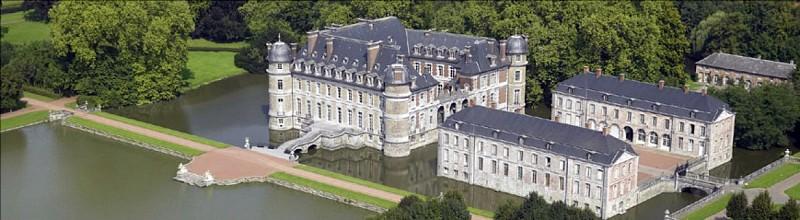 Parc & Château de Beloeil.