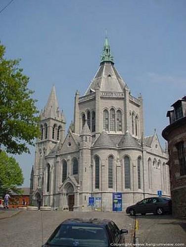 Basilique Notre-Dame de Bon-Secours.