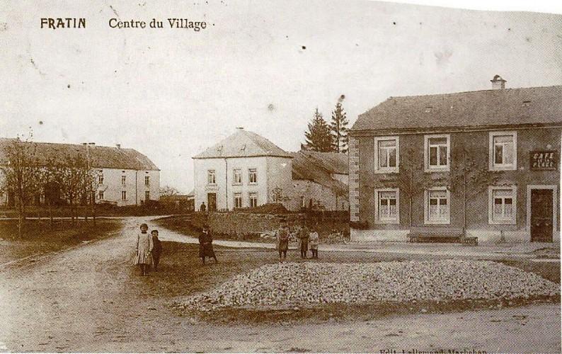 Ancien café au 31, Place de la Moisson