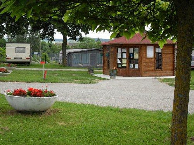 Camping Les Ilys Hauts