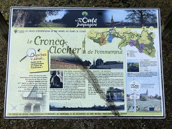 Le Croncq-Clochet de Pommeroeul