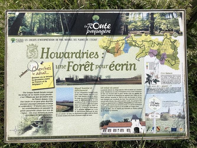 Howardries : une Forêt pour écrin