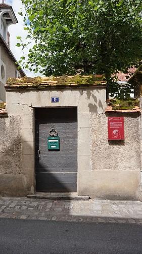 N°9 rue de Bellefond