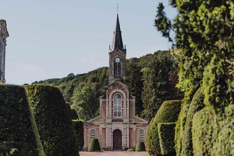 Abbaye d'Aulne à Thuin
