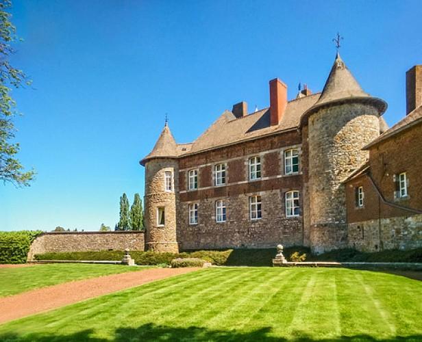 Château du Fosteau - General Reille's Headquarters