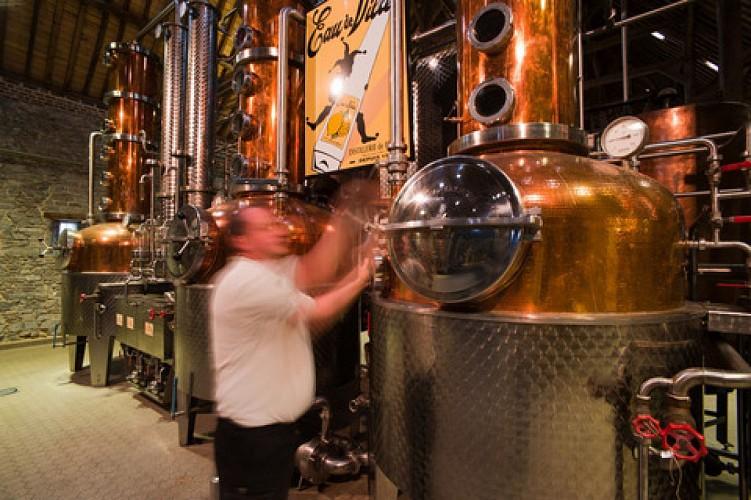 Biercée - Medieval Farm turned Distillery
