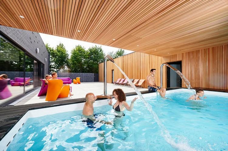Aquacentre, parc aquatique et wellness