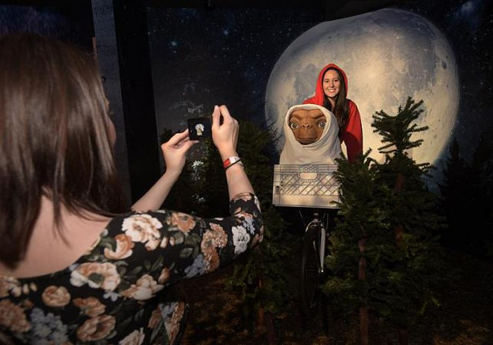 3-in-1 Fast-Track Tickets: Madame Tussauds, Sea Life Aquarium and The Wheel at ICON Park