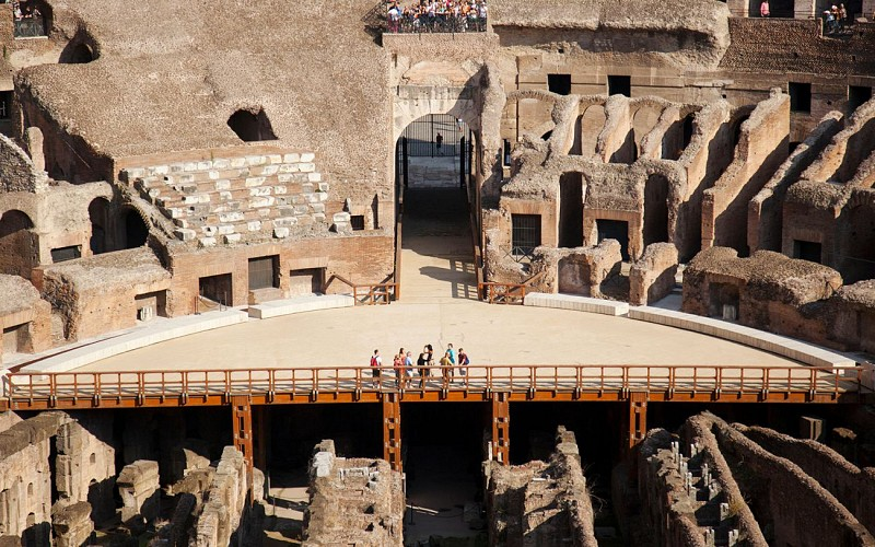 VIP Combo: Vatican Early Access Tour & Colosseum Skip the Line tour with Arena Access