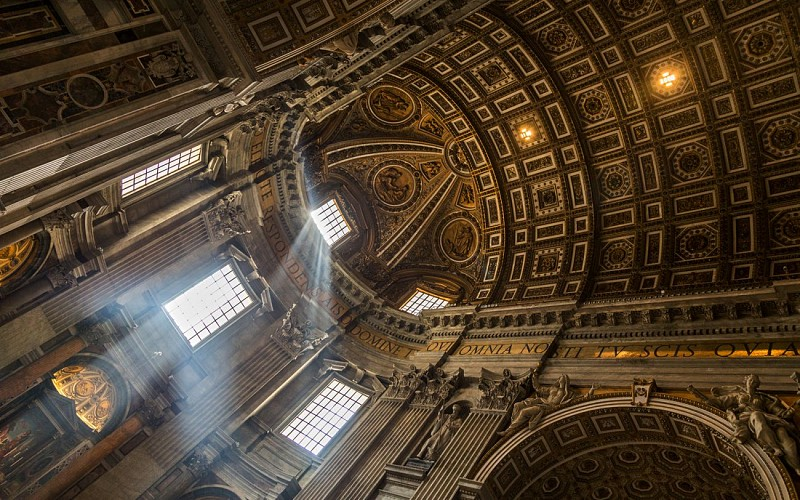 Small Group Tour of Vatican Museums, St. Peter's Basilica and Sistine Chapel