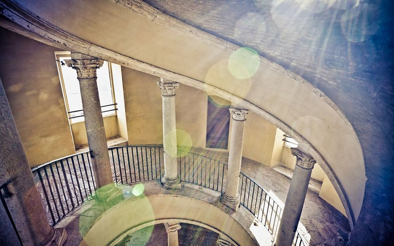 Exclusive: Vatican Museum with Bramante Staircase Morning Tour